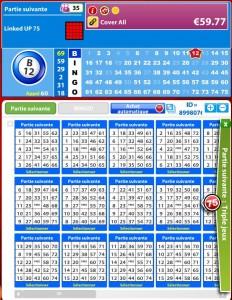 Carton Online Bingo