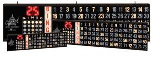 Tableau affichage bingo
